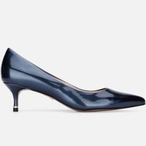 Kenneth Cole Reaction Dark Navy Heels